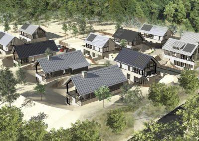 Nieuwbouw 11 Woningen Bakkum