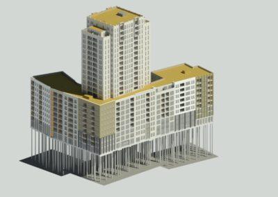 288 Appartementen Z1 Noord Amsterdam